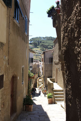 Castello auf Giglio