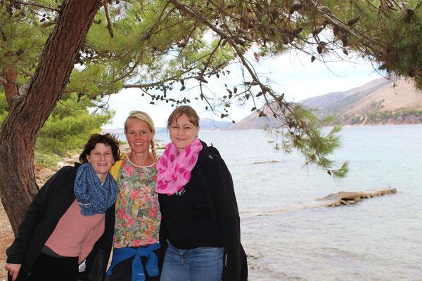 Beim Spaziergang auf der Halbinsel Argostoli