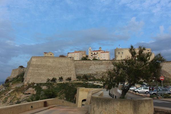 Citadelle in Calvi