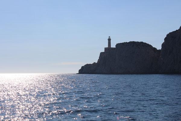 Leuchtturm auf Capri