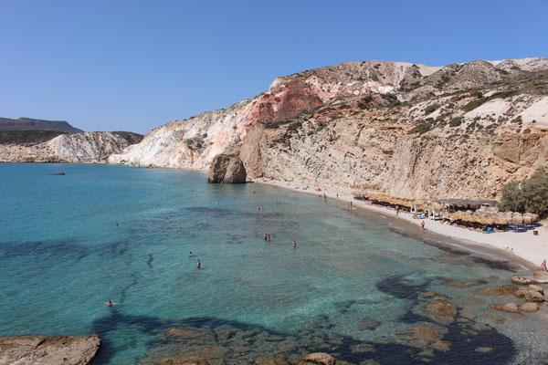 Südküste von Milos