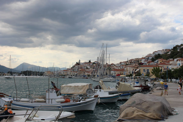 Fischerhafen Poros