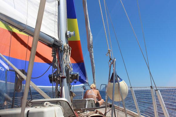 Fahrt nach Capri