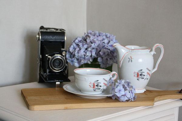 Villa Mathilda bietet sich für ein romantisches Fotoshooting an und kann auch tageweise als ausgefallene Fotolocation gemietet werden.