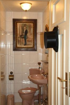 Villa Mathildas separates WC