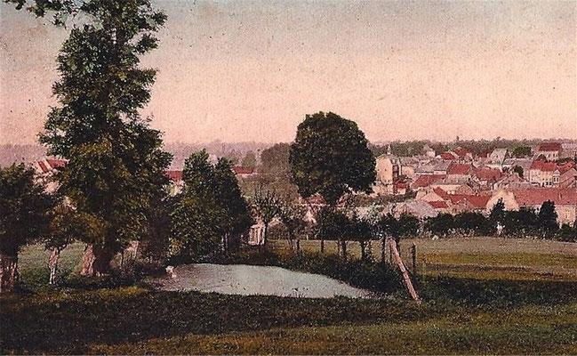 An diesem Teich auf den Ibern soll der Hexenstuhl gestanden haben, wo Schompel-Janns Angnys den Teufel erwartete.