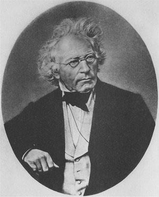David Hansemann, Gründer des Aachener Vereins zur Beförderung der Arbeitsamkeit.