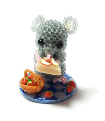 """""""Ratte"""" mit Küchenbase"""
