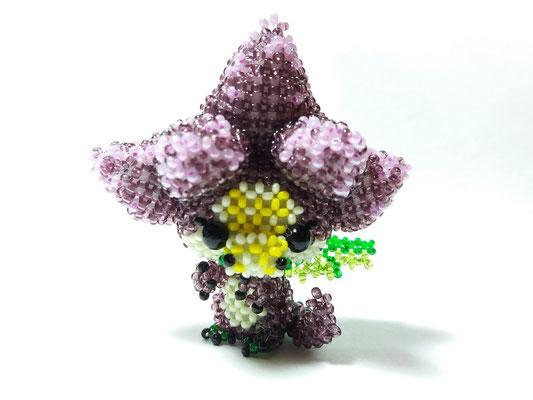 """Orchideendrache"", nach HeartBead"