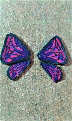 Flügel aus Canes
