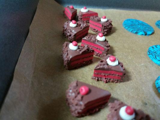 Kuchen für Anhänger