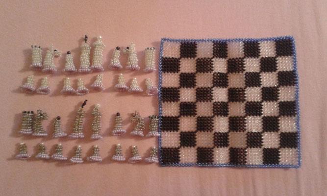 Schachspiel, Eigenkreation