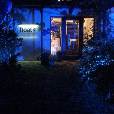 Eingang Blumenterasse float Glockengasse 5