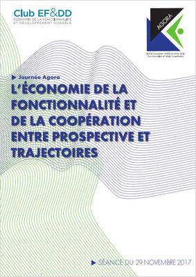 AGORA : L'EFC entre prospective et trajectoires