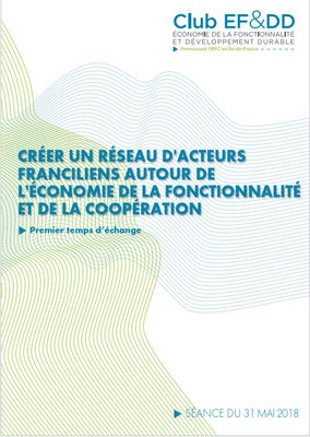 Créer une dynamique EFC francilienne : premiers échanges