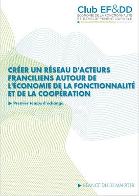 Créer une dynamique EFC francilienne : séance 1