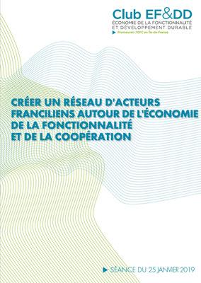 Créer une dynamique EFC francilienne : 2ème séance