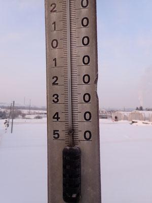 9./10. Febr. -18°C