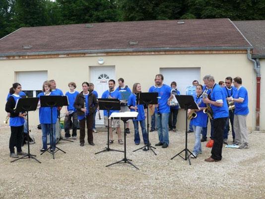 Harmonie de Longvic - souvenir # 1
