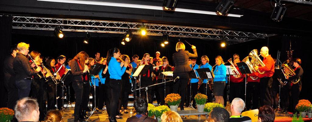 Concert de jumelage de Florennes