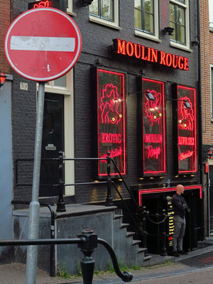 Stripclub Moulin Rouge
