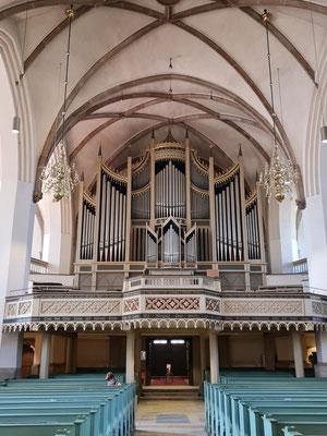 St. Marien, Orgel