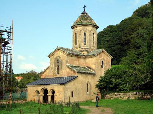 St. Georgs-Kirche, eine der drei Kirchen des Klosters Gelati