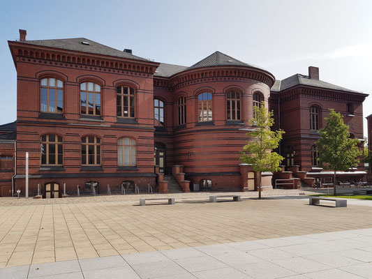 Universität Greifswald. Auditorium Maximum