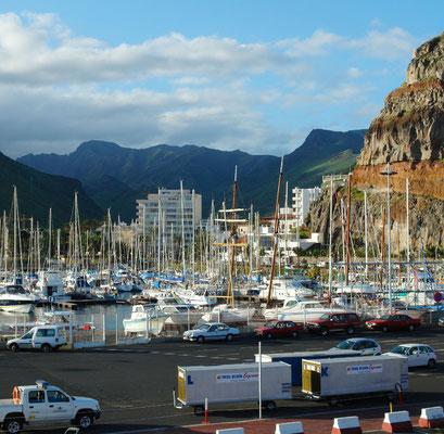 Yachthafen von San Sebastián