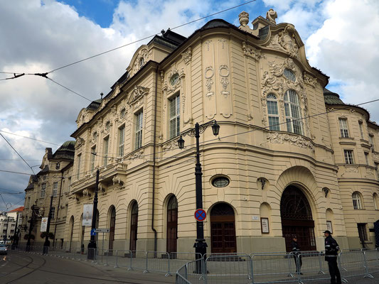 Reduta - Konzerthalle der Slowakischen Philharmonie
