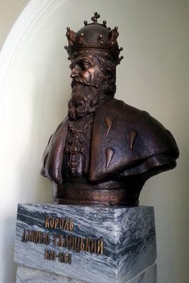 König Danylo, Fürst von Galizien-Wolhynien (1201-64), Gründer der Stadt