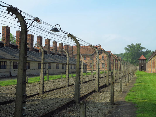 KZ Auschwitz I (Stammlager)