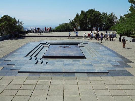 Grabmal des Unbekannten Soldaten mit dem Ewigen Feuer