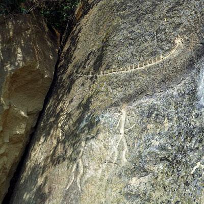 Wanderung zu den Felszeichnungen von Gobustan