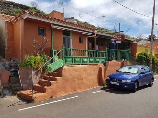 Haus und Töpferwerkstatt Rufina in El Cercado