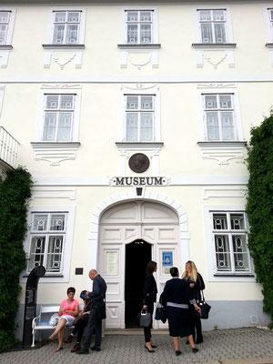 Goethe-Haus mit Museum