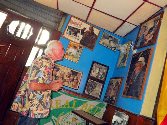 """Fotos der Sänger und Musiker von """"Buena Vista Social Club"""""""