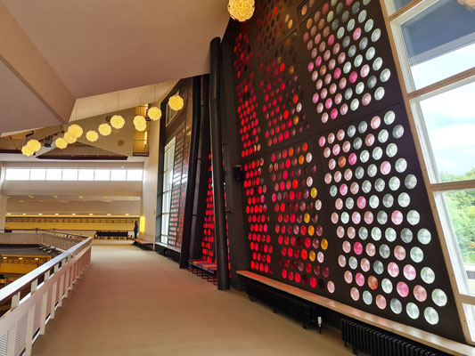 Berliner Philharmonie, Treppenhaus-Foyer