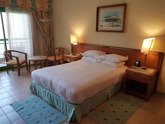 Hilton Resort, Mein Zimmer 6105
