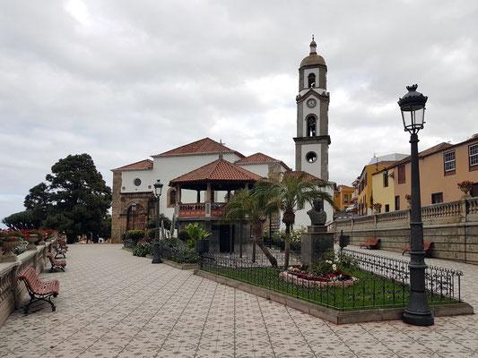 Parroquia Matriz De La Concepción in Realejo Bajo