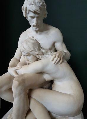 Jean Gautherin (1840-90): Paradise Lost (Le Paradis Perdu), 1881-83