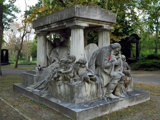 Friedhof Kerepesi temető