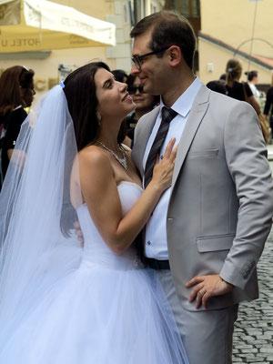 Prag ist beliebte Stadt für Hochzeitspaare