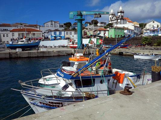 Fischerhafen São Mateus da Calheta