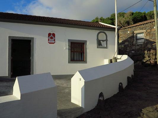 Kapelle in der Ferienhaussiedlung Aldeia da Cuada