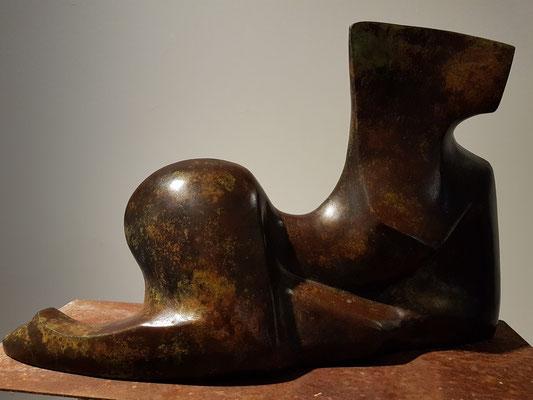 Kunstausstellung im Castillo San Felipe: Skulpturen von Gotzon Cañada