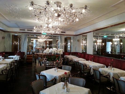 Café Imperial - eine Wiener Institution