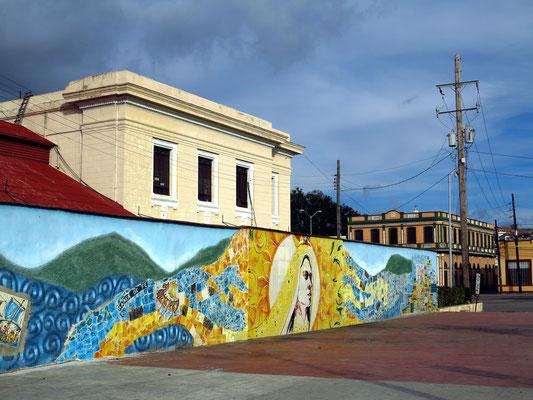 Hafenanlage von Santiago de Cuba