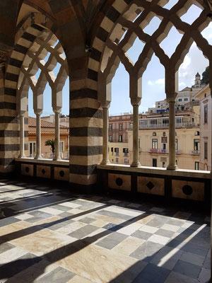 Vorhalle zur Kathedrale