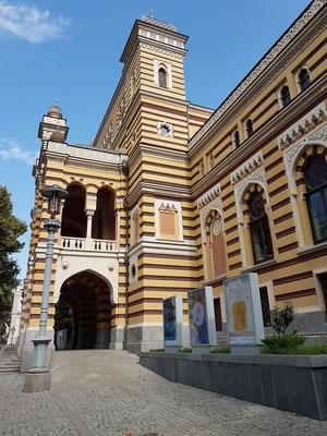 Sacharia-Paliaschwili-Opernhaus, Haupteingang